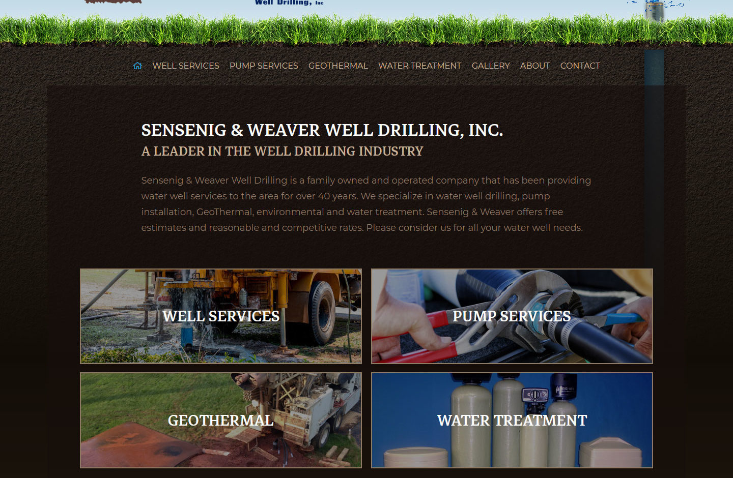 Sensenig Weaver Well Drilling