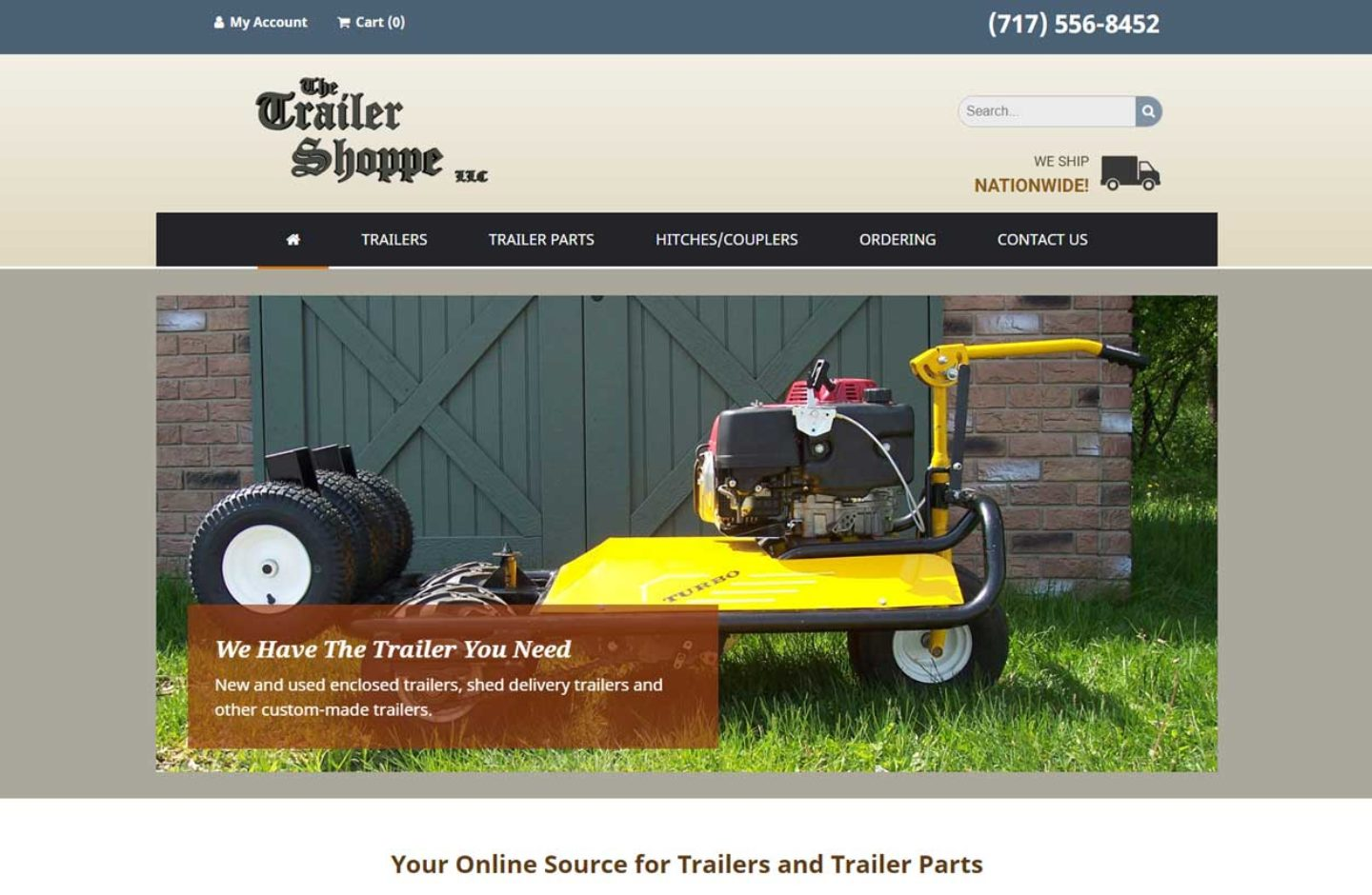 The Trailer Shoppe