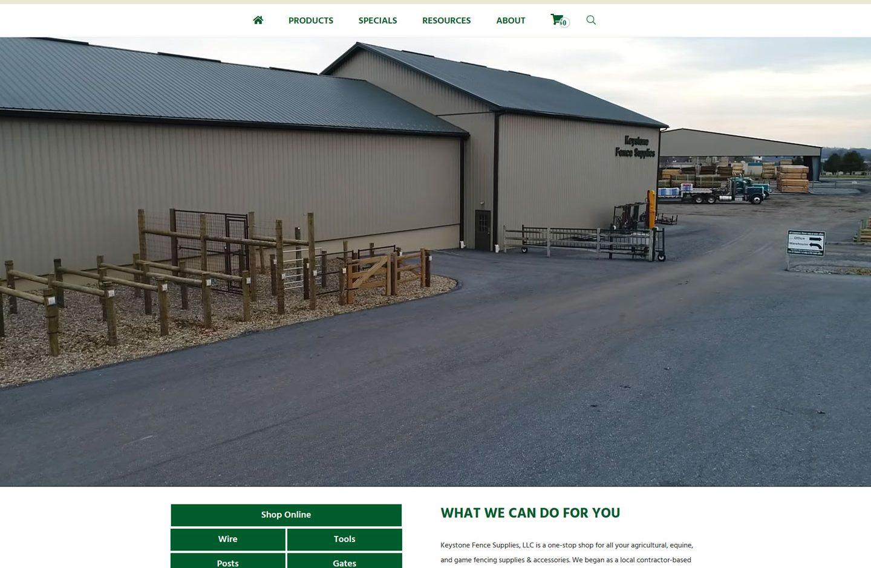 Keystone Fence Supplies