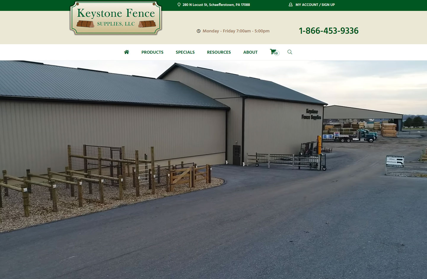 Keystone Fence Supplies