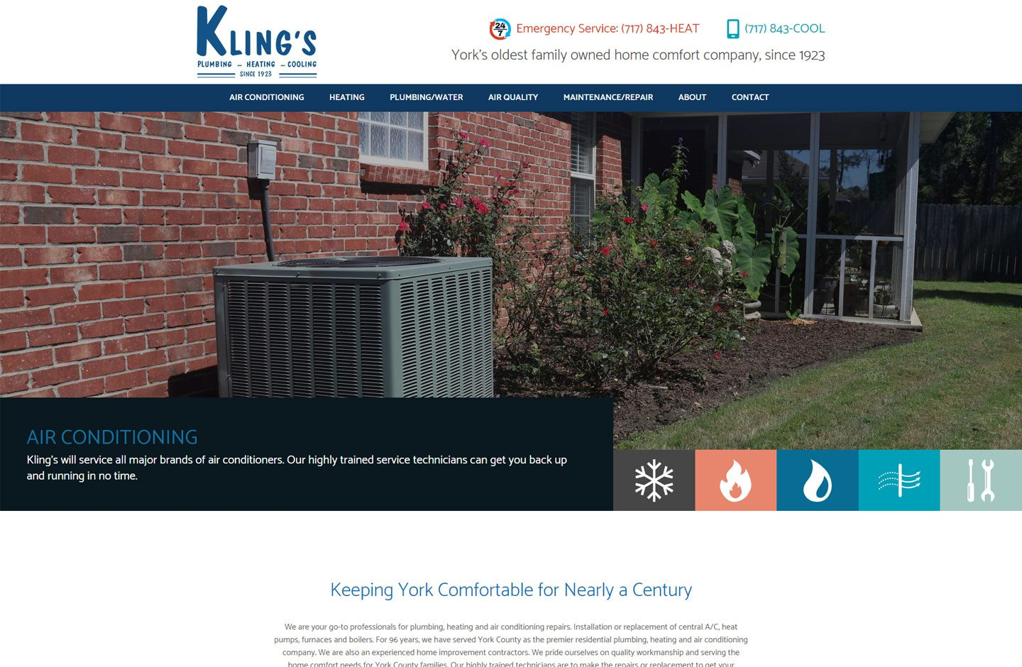 FF Kling and Sons