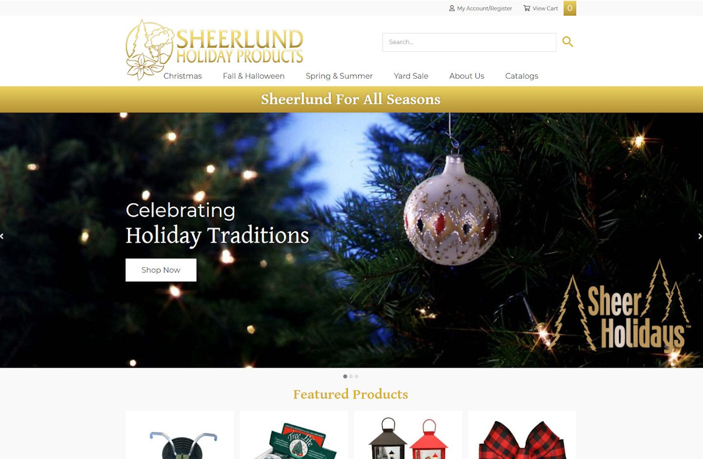 Sheerlund Holiday Products