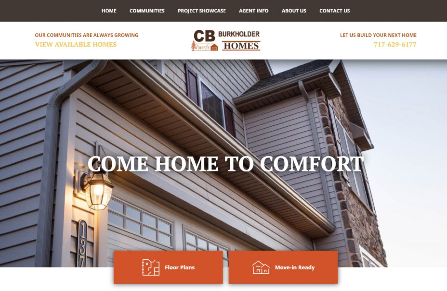 CB Burkholder Homes