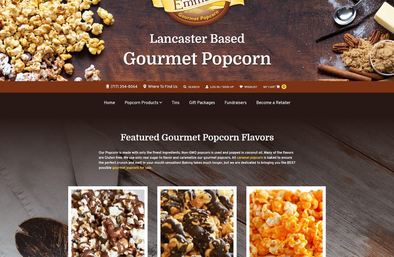 Emma's Popcorn