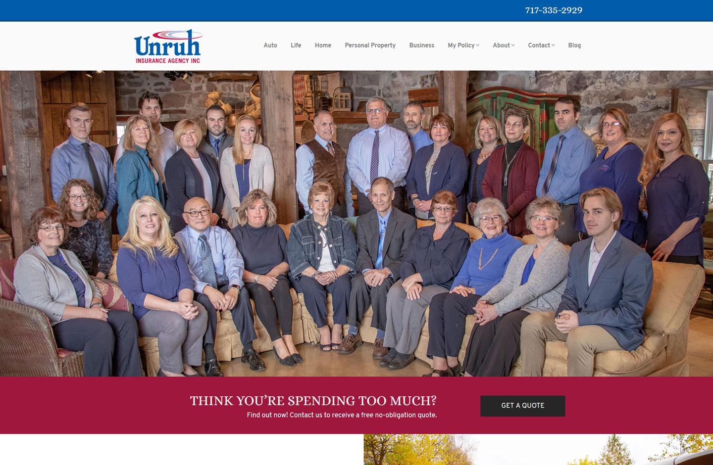 Unruh Insurance