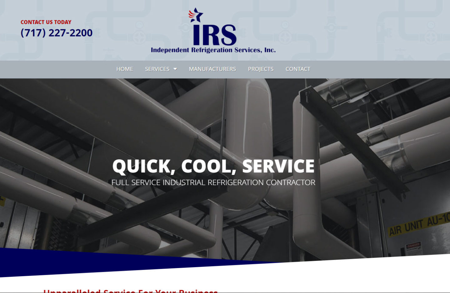 Independant Refrigeration Services Inc