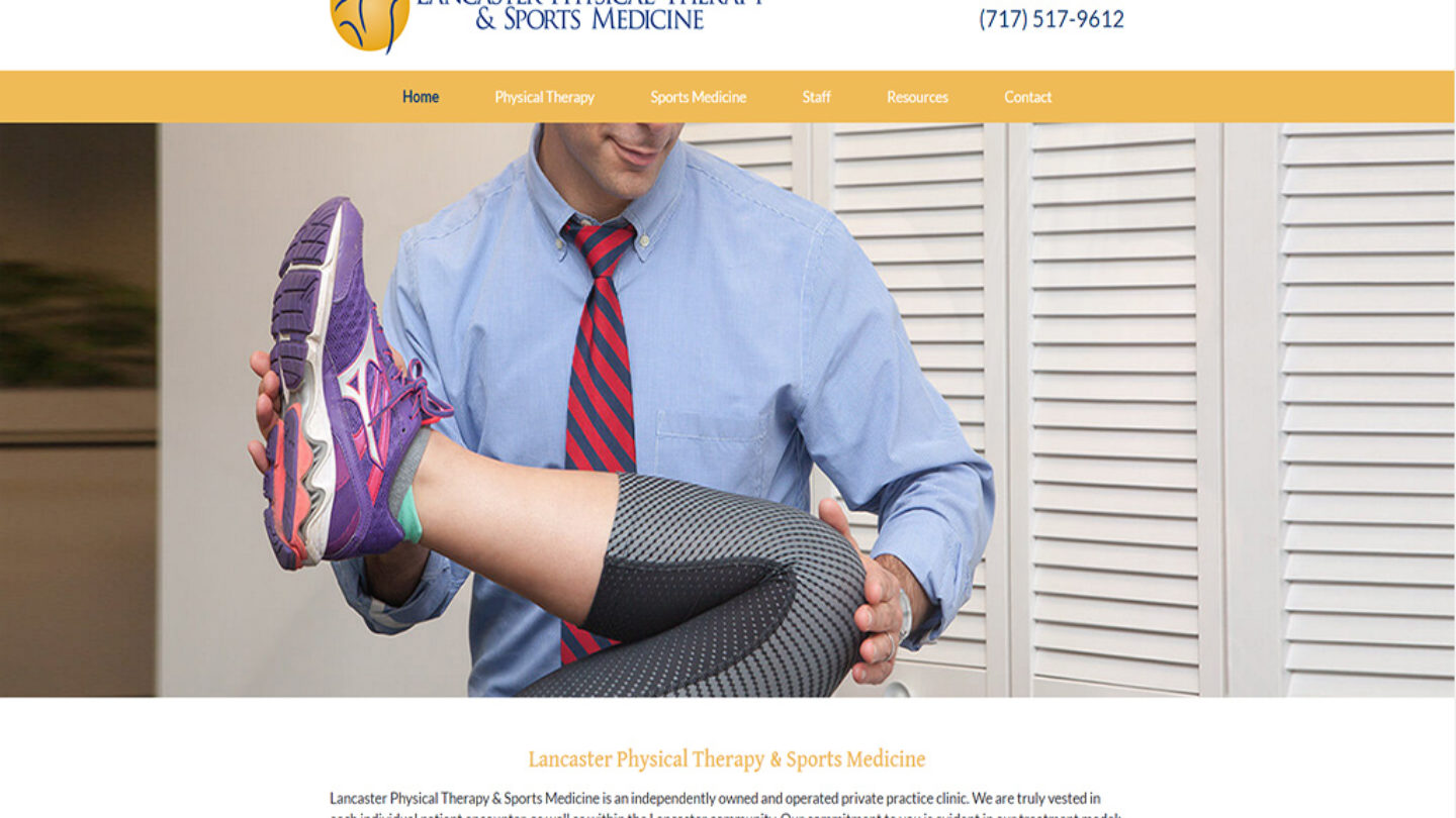 Lancaster Physical Therapy and Sports Medicine