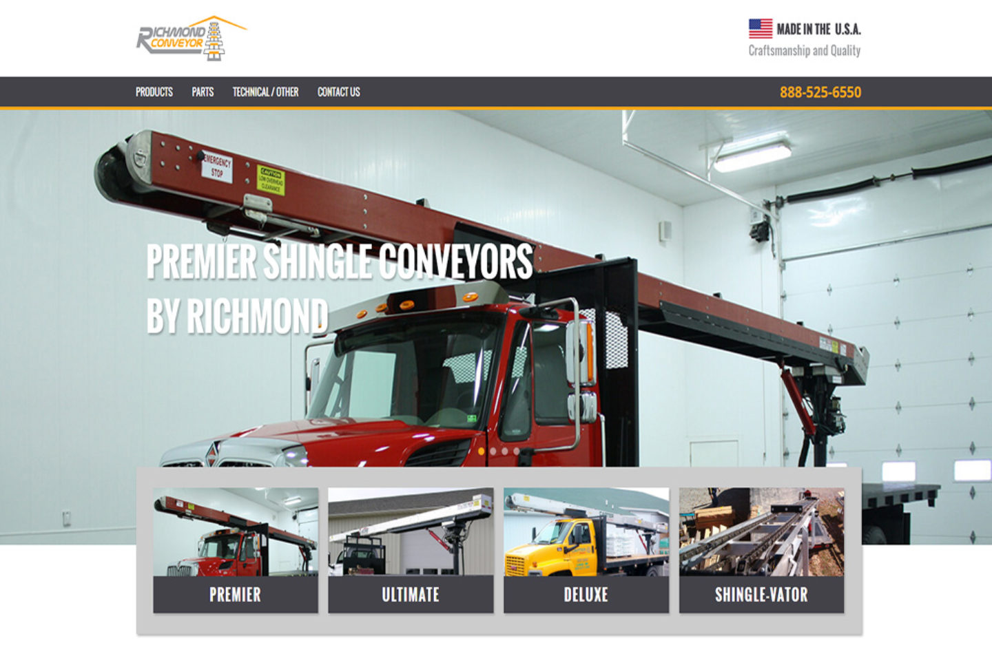Richmond Conveyors