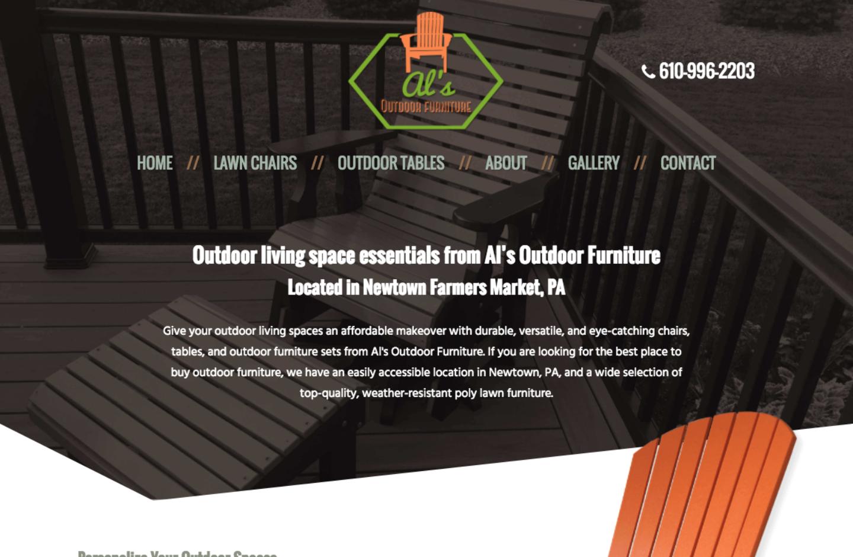 Al's Outdoor Furniture