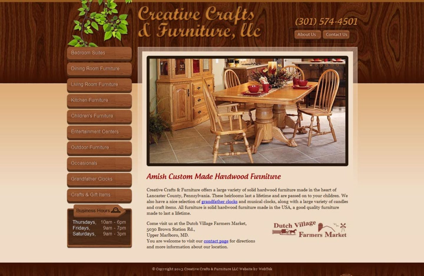 Creative Crafts and Furniture