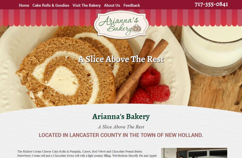 Arianna's Bakery