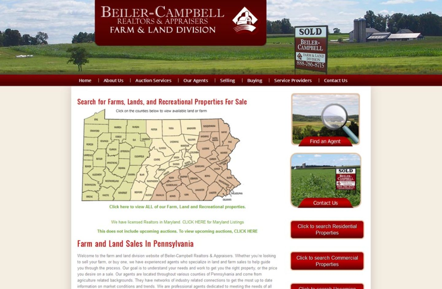 Beiler-Campbell Farms