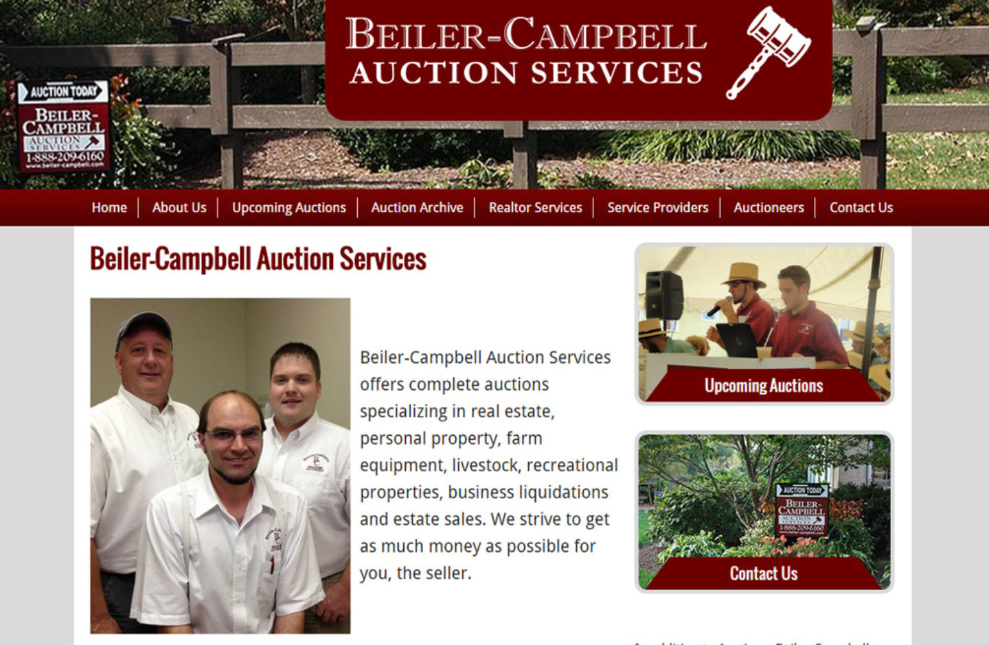 Beiler-Campbell Auctions