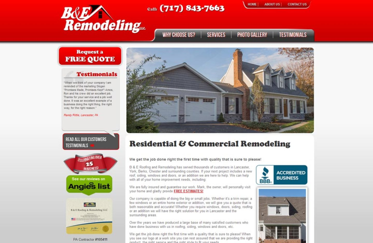 BE Remodeling