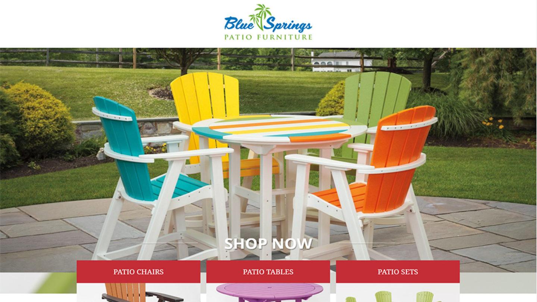 Blue Springs Patio Furniture