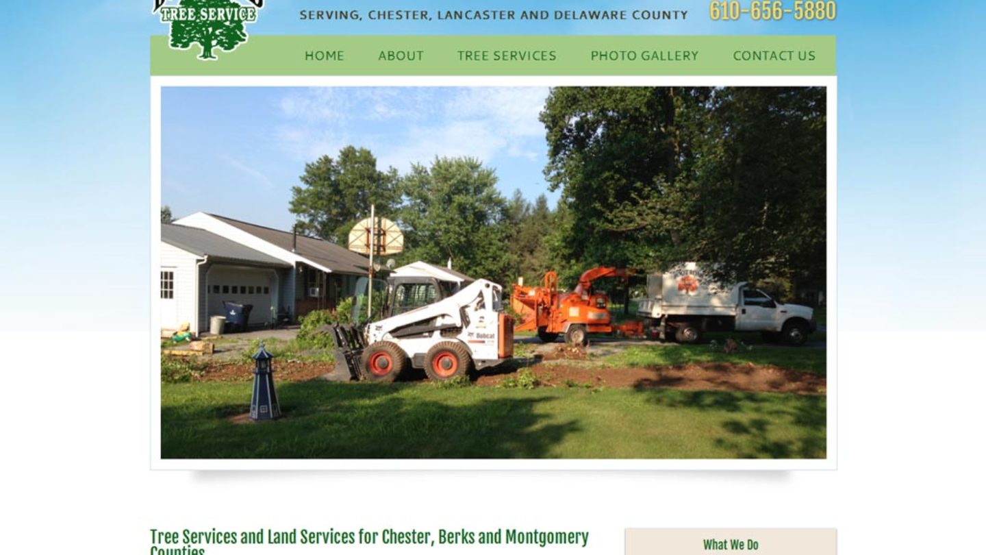 Boot Road Tree Service