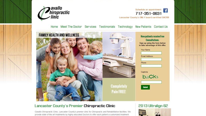 Cavallo Chiropractic Clinic