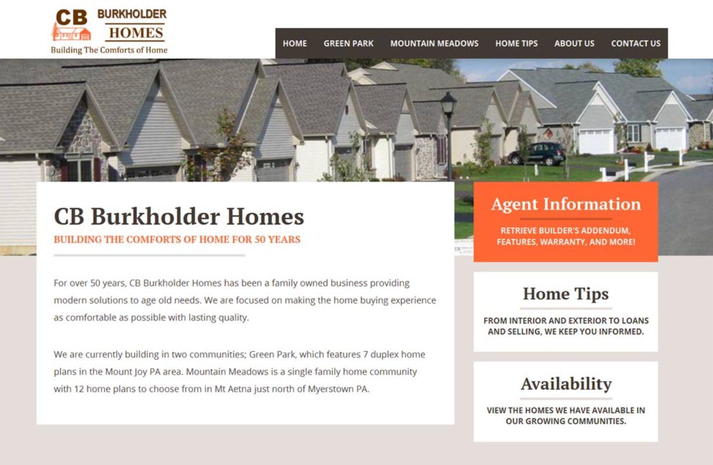 CB Burkholder Homes