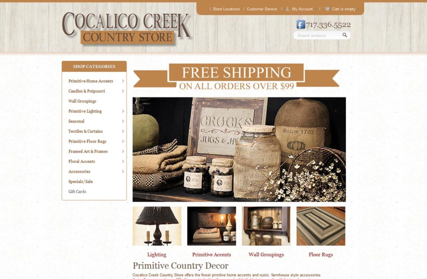Cocalico Creek Country Store