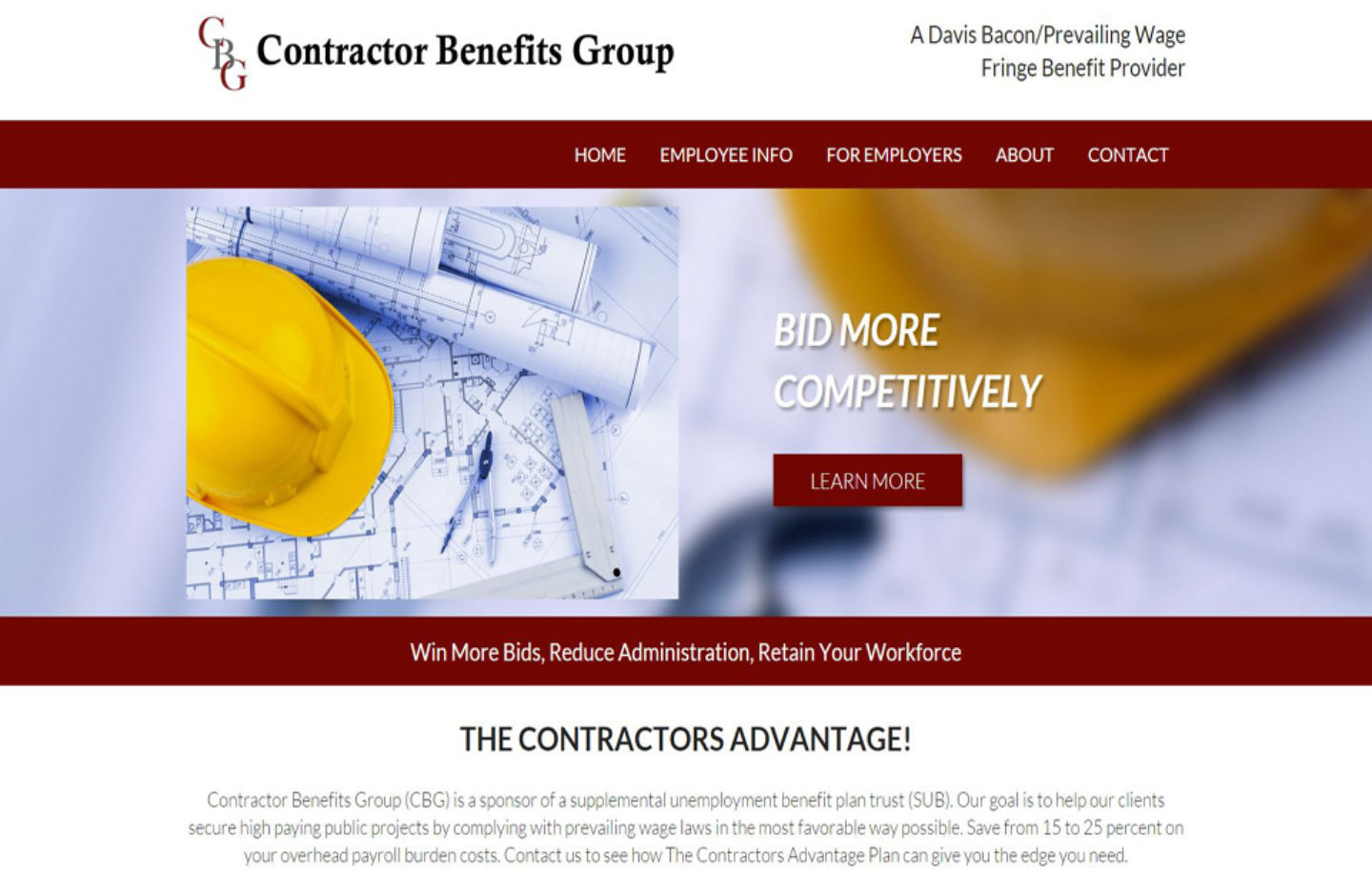 Contractor Benefits Group