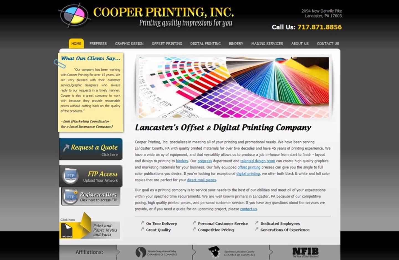 Cooper Printing