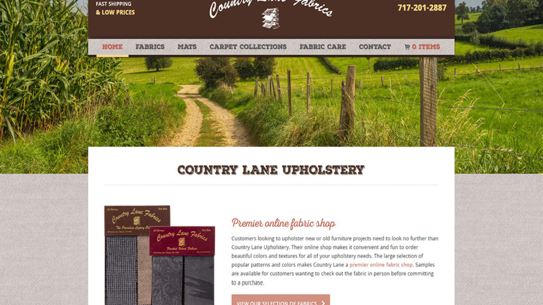Country Lane Fabrics