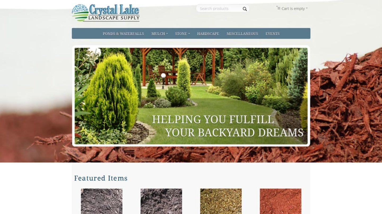 Crystal Lake Mulch