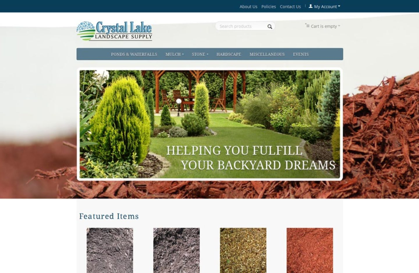 Crystal Lake Mulch