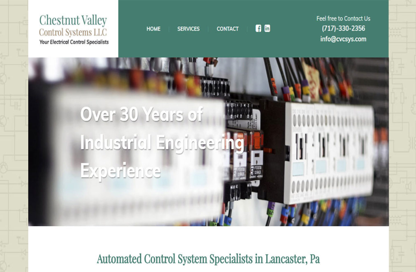 Chestnut Valley Control Systems