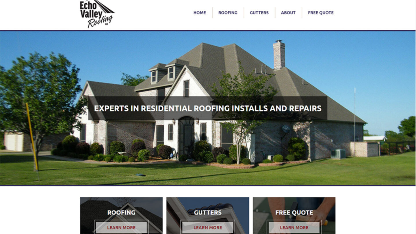 Echo Valley Roofing