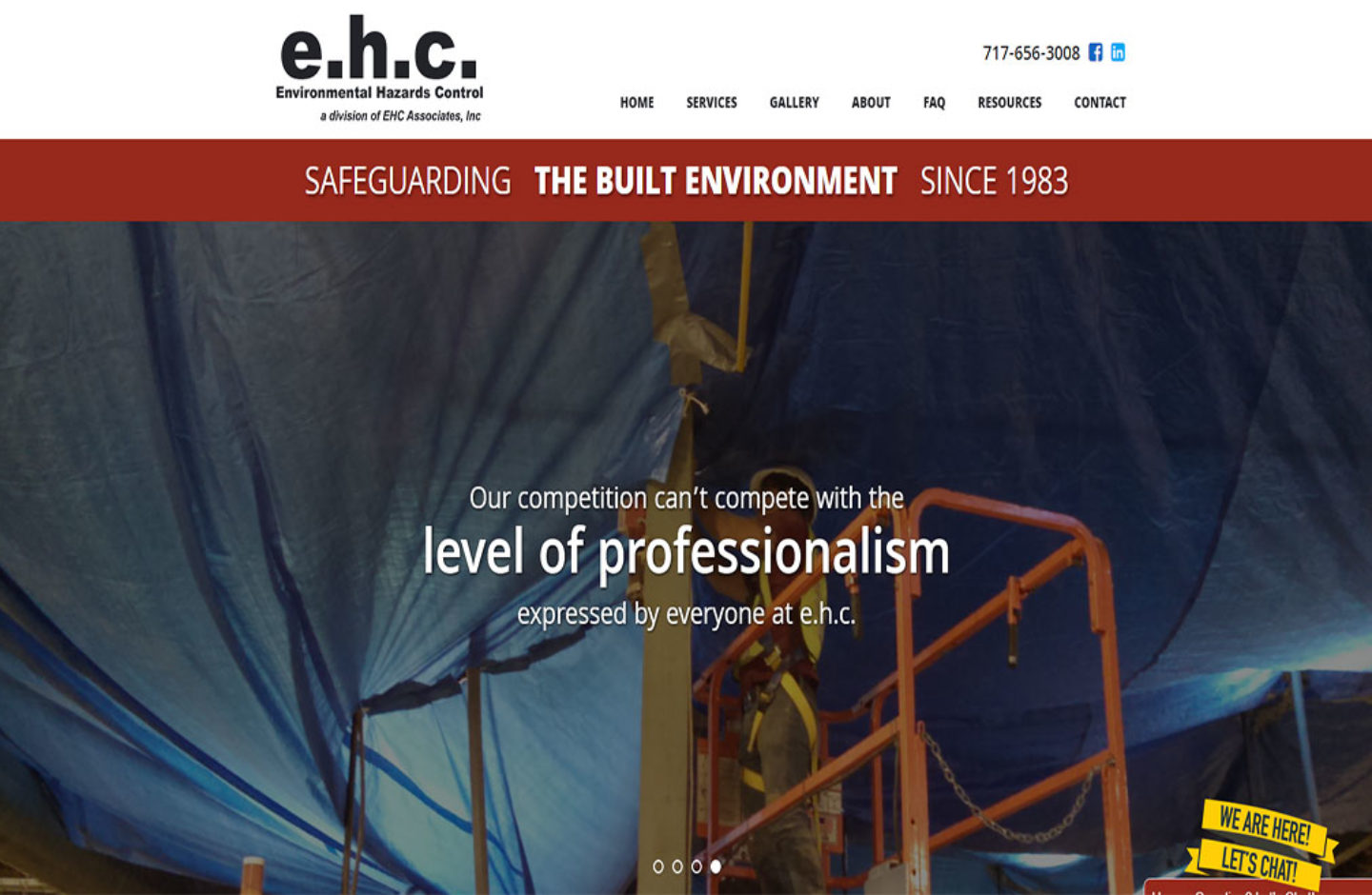 Environmental Hazards Control
