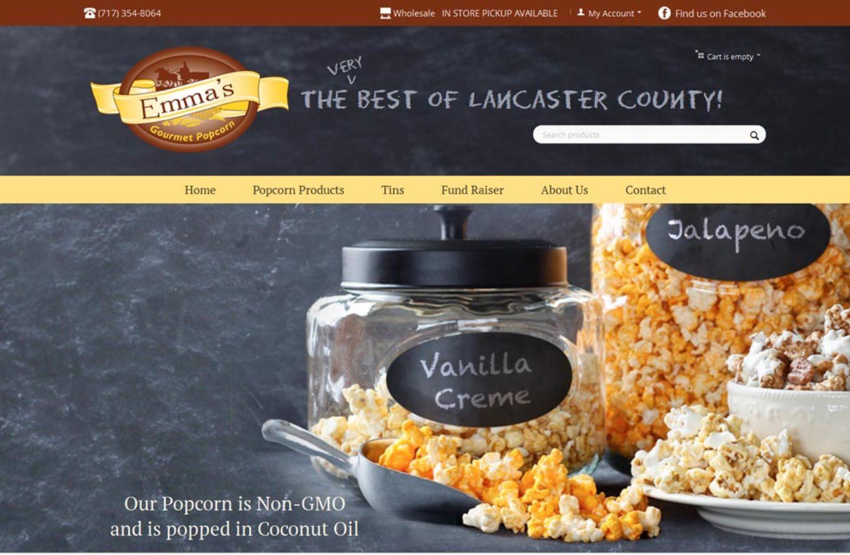 Emmas Popcorn