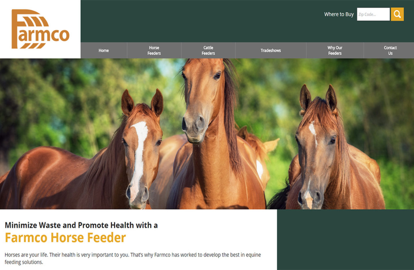 Farmco Horse Feeders