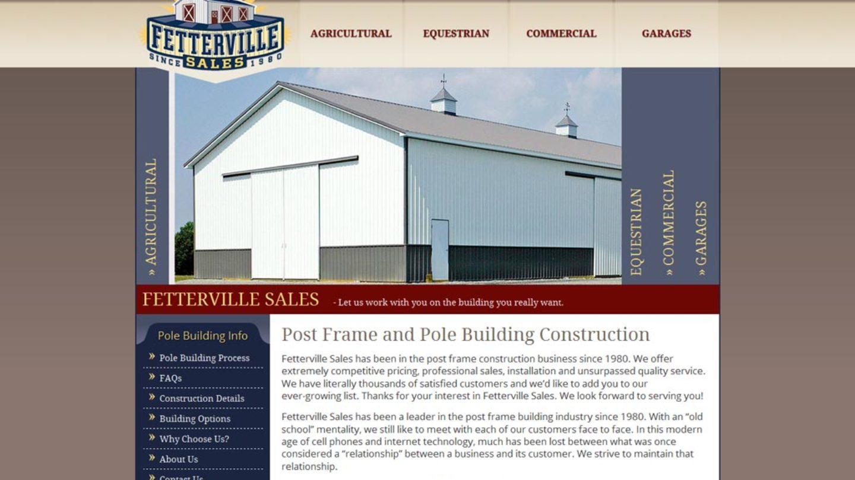 Fettersville Sales