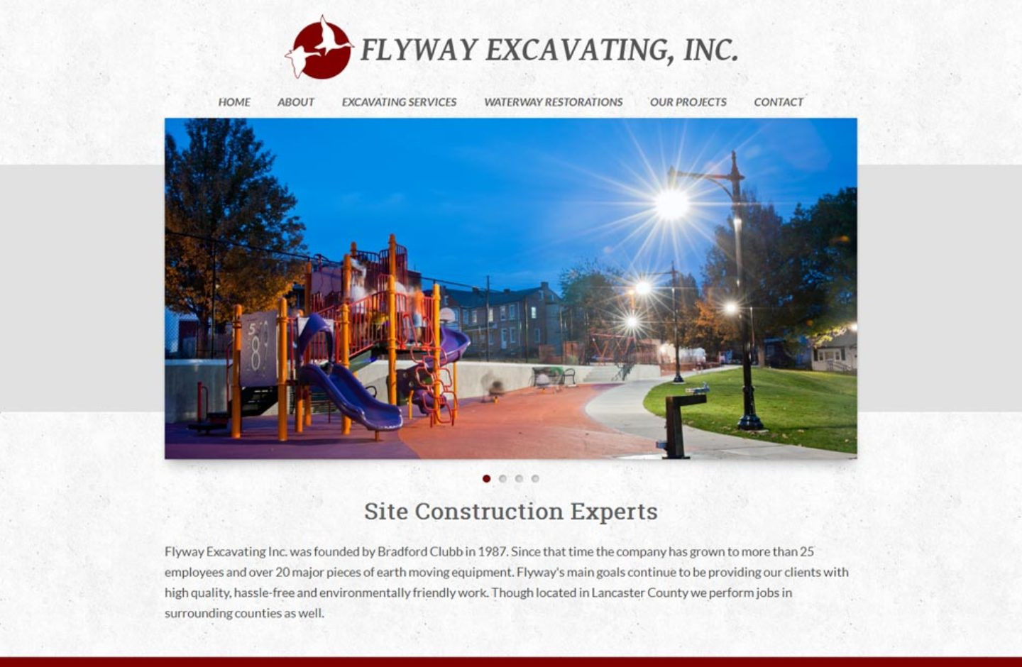 Flyway Excavating