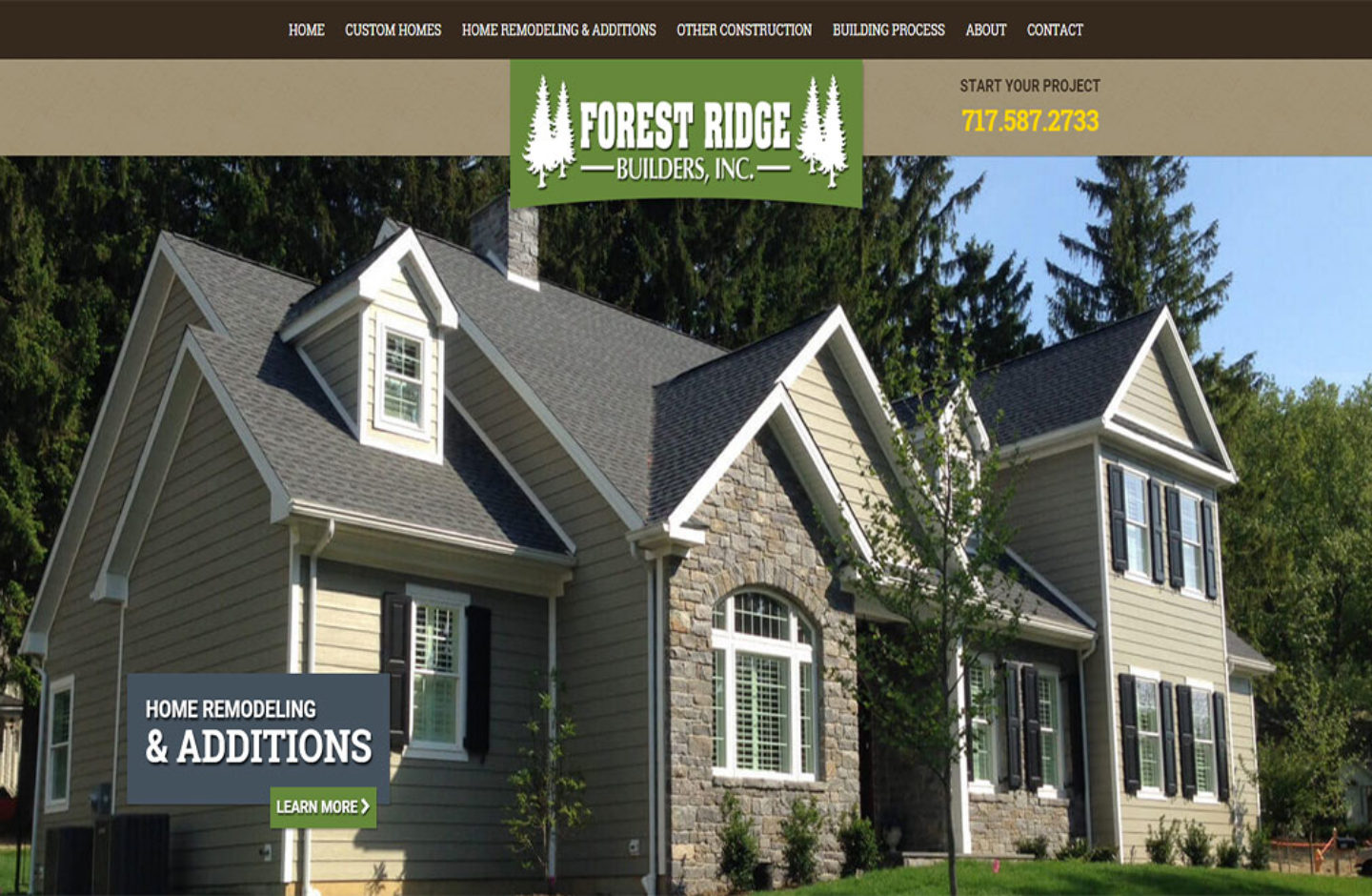 Forest Ridge Builders
