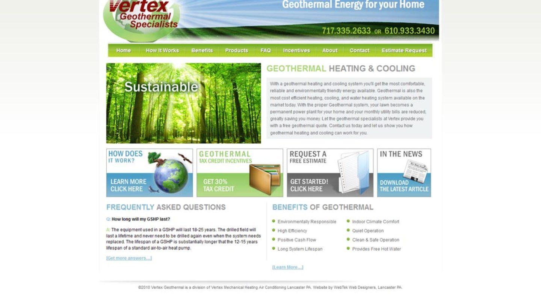Geothermal by Vertex