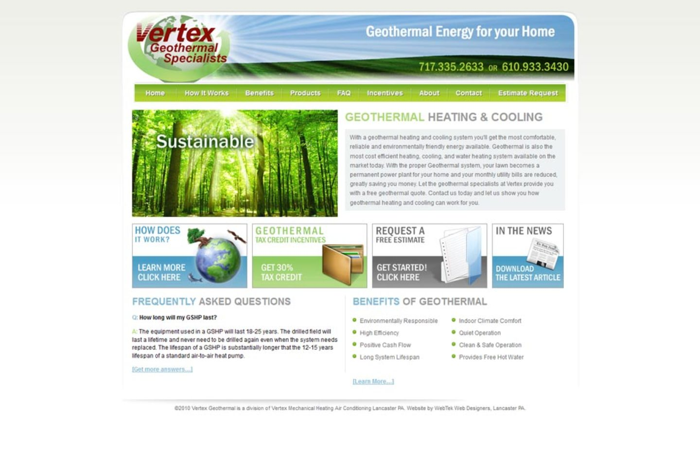 Geothermal by Vertex