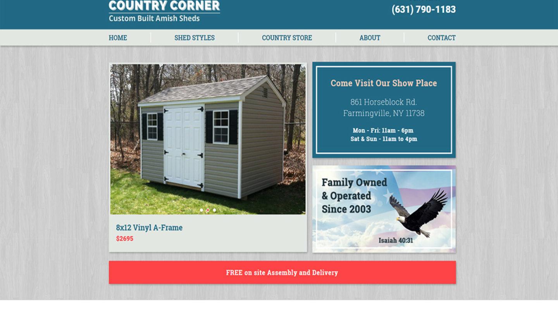 Grammy's Country Corner