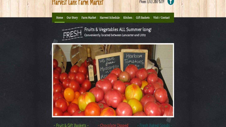 Harvest Lane Farm Market