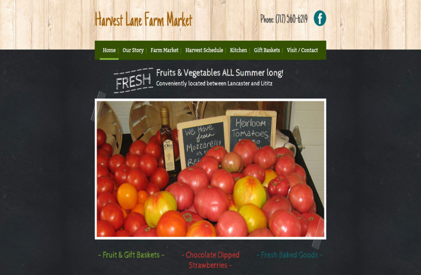 Harvest Lane Farm Market
