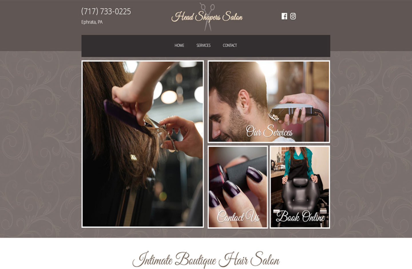 Head Shapers Salon