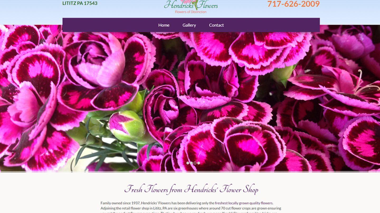 Hendrick's Flowers