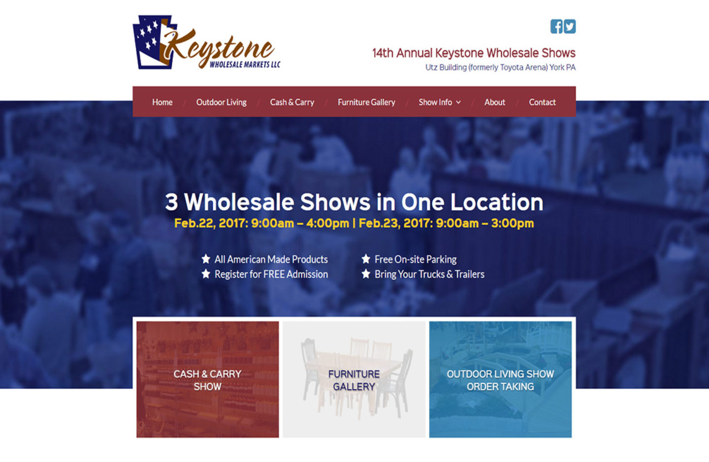 Keystone Wholesale Markets