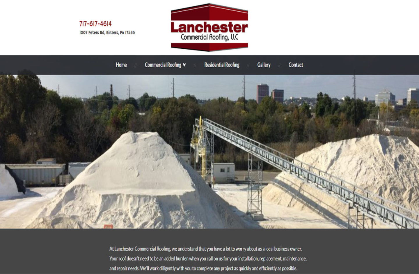 Lanchester Commercial Roofing