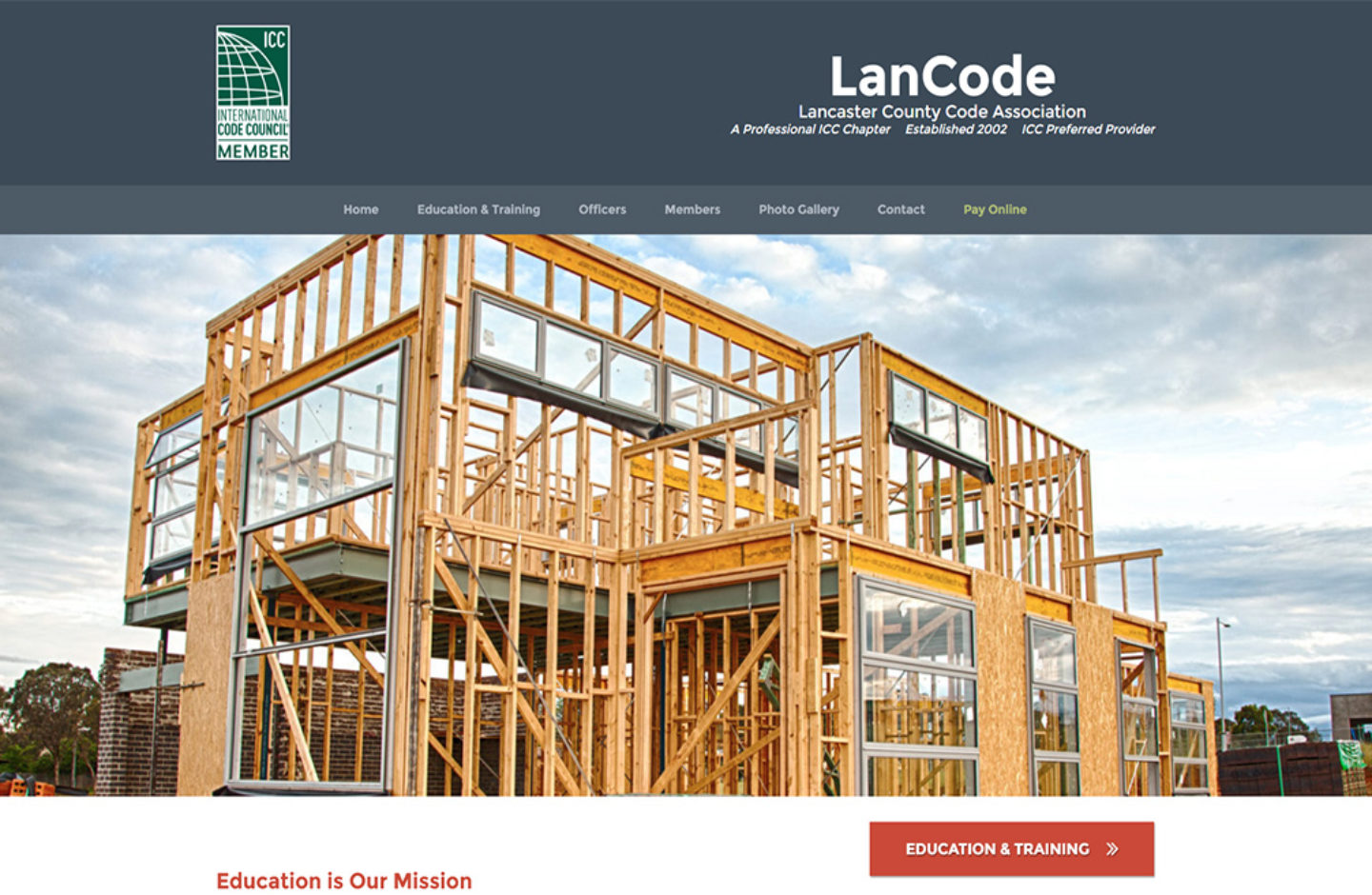 Lancaster County Code Association