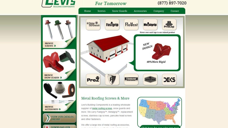 Levis Building Components