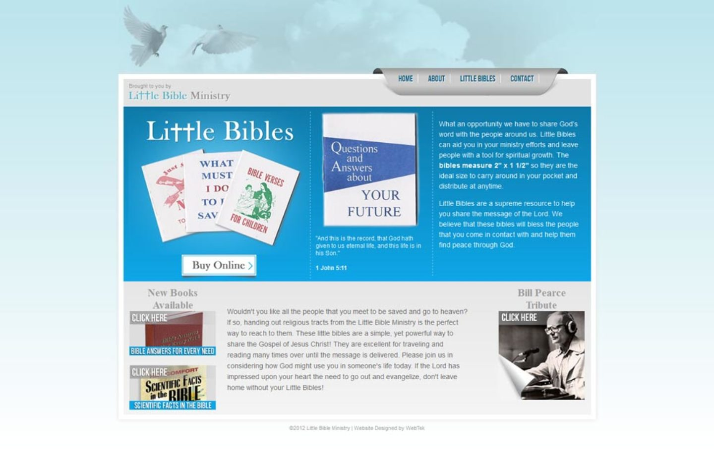 Little Bible Ministry
