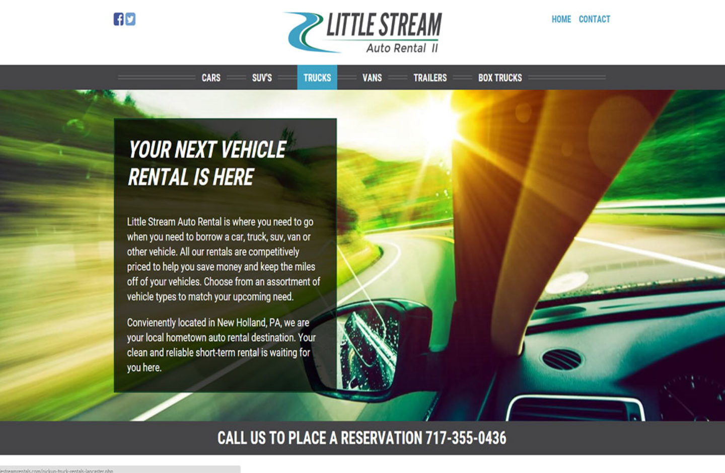 Little Stream Auto Rental