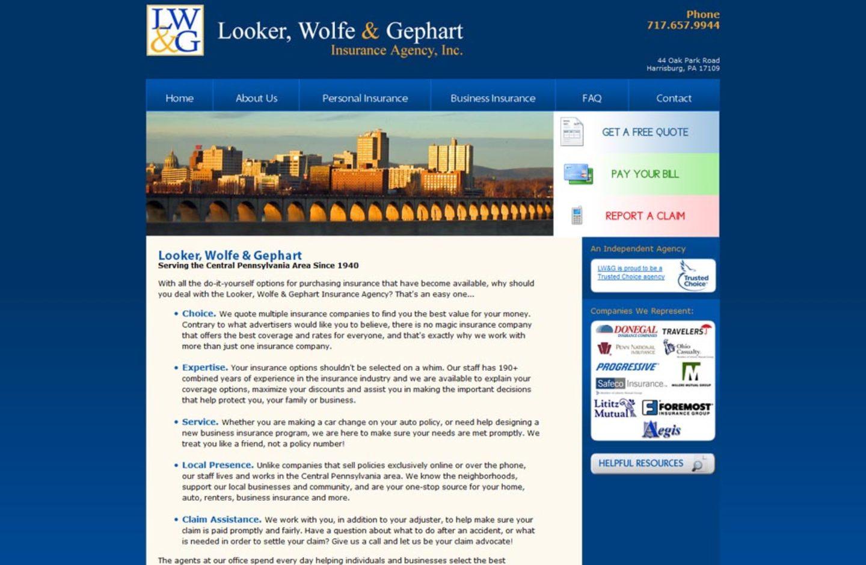 Looker Wolfe  Gephart